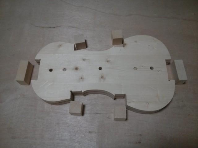 バイオリン製作
