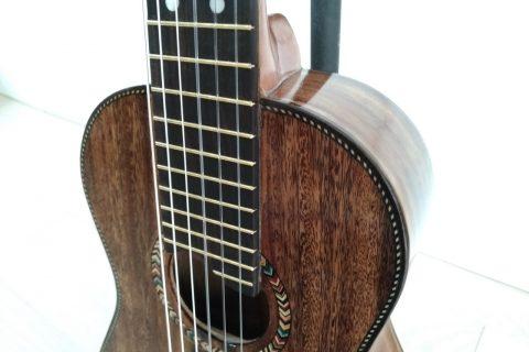 ミニギター製作-6